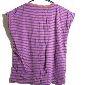 Zara Tops - [Zara] Striped T-Shirt